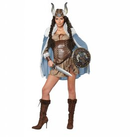 California Costumes COSTUME ADULTE SEXY VIKING