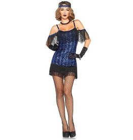 Leg Avenue COSTUME CHARLESTON GATSBY 20S