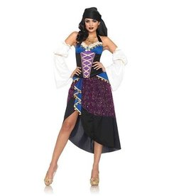 Leg Avenue COSTUME TAROT CARD GYPSY