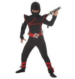 California Costumes COSTUME SPY NINJA