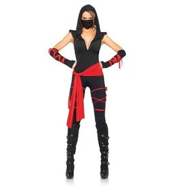 Leg Avenue COSTUME NINJA WOMAN ASSASSIN