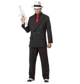 California Costumes COSTUME MAFIA GANGSTER