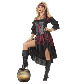 California Costumes *COSTUME SERVANTE PIRATE