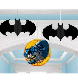 Amscan SUSPENDED BATMAN DECORATION