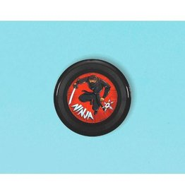 Amscan NINJA FLYING DISK
