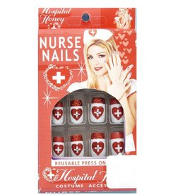 Forum Novelty FAUX ONGLES INFIRMIERE
