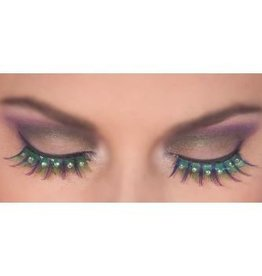 Forum Novelty FAUX CILS -MARDI GRAS-