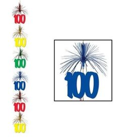 Beistle Co. FEU D'ARTIFICE SUSPENDU 100 ANS