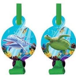 Creative Converting SOUFFLETS SOUS L'OCEAN (8)