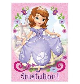Unique INVITATIONS DISNEY SOFIA (8)
