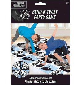 Amscan BIRTHDAY TWISTER NHL GAME