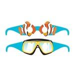 Creative Converting LUNETTES DE CARTON SOUS L'OCEAN (12)