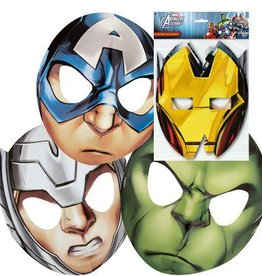 Unique ENSEMBLE DE MASQUES - AVENGERS (8)