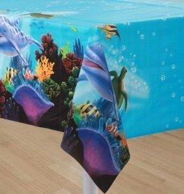 Creative Converting NAPPE DE PLASTIQUE SOUS L'OCEAN