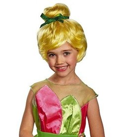 Disguise PERRUQUE DISNEY - FEE CLOCHETTE / TINKERBELL ENFANT