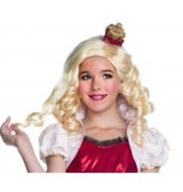 RUBIES EVER AFTER EIGHT WIG - APPLE WHITE