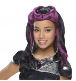 RUBIES EVER AFTER EIGHT WIG - RAVEN QUEEN