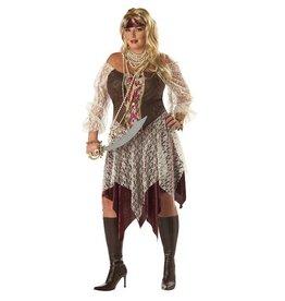 California Costumes *COSTUME ADULTE PIRATE DES MERS DU SUD