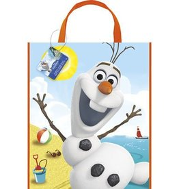 Unique SAC FOURRE-TOUT OLAF A LA PLAGE