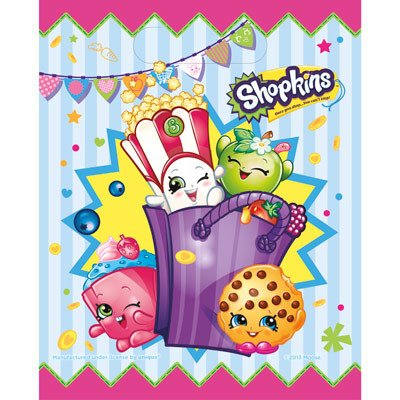 Unique SAC A SURPRISE (8) - SHOPKINS