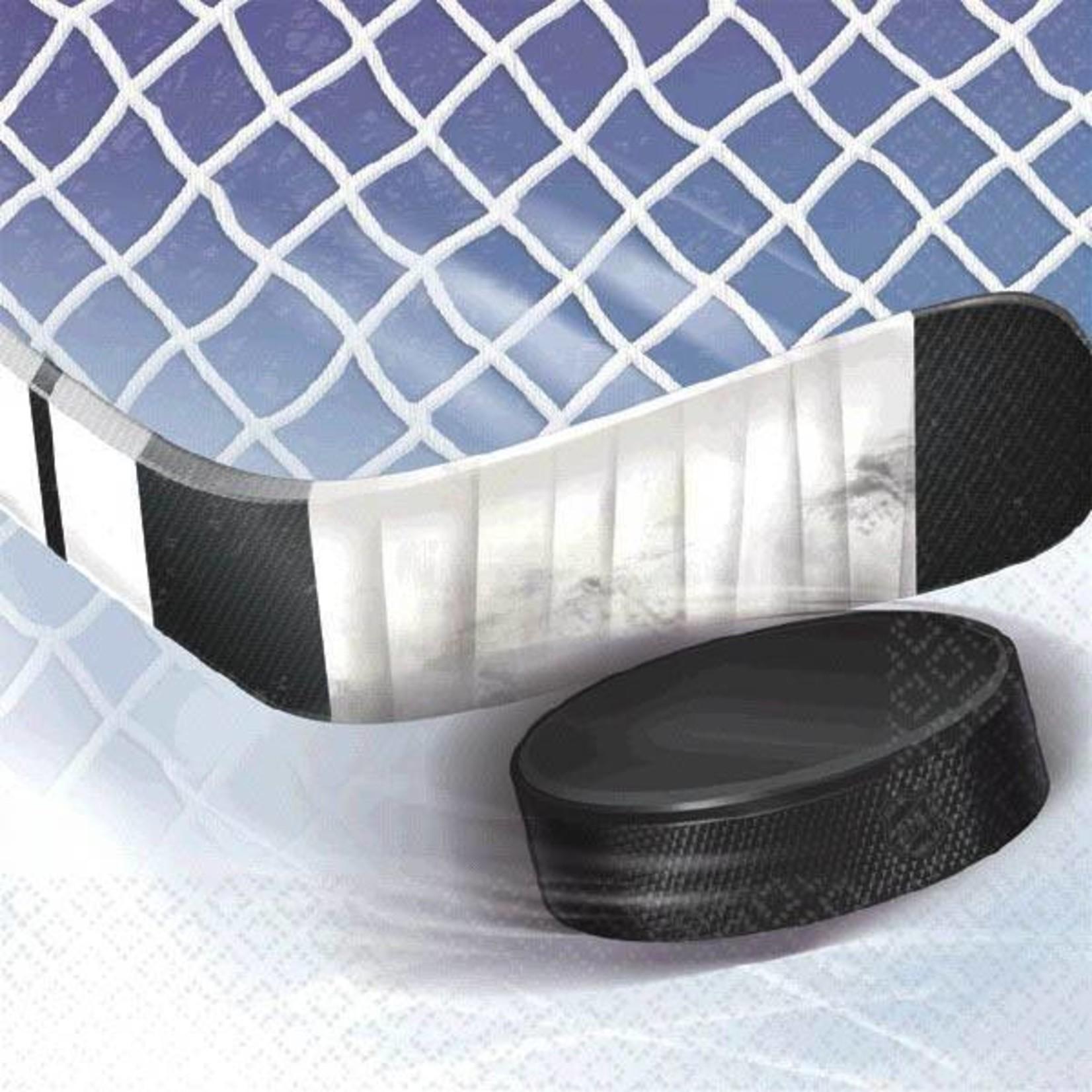 Amscan SERVIETTES COCKTAIL NHL (16)