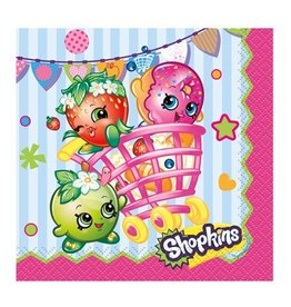 Unique COCKTAIL NAPKIN SHOPKINS (16)