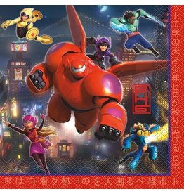 Unique NAPKIN BIG HERO 6 (16)