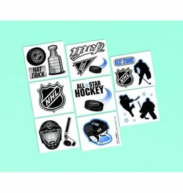 Amscan TEMPORARY NHL TATOO (16)
