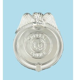 Forum Novelty SMALL POLICE BADGE