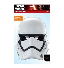 Forum Novelty MASQUE STAR WARS STORMTROOPER (CARTON)