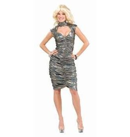 Forum Novelty COSTUME REINE DISCO