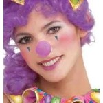 Forum Novelty PURPLE CLOWN NOSE