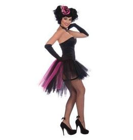 Forum Novelty TUTU BURLESQUE -NOIR & ROSE-