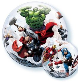 Anagram BALLON BUBBLES 22'' AVENGERS