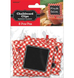 Amscan TABLEAU-CLIPS PARTY PICNIC
