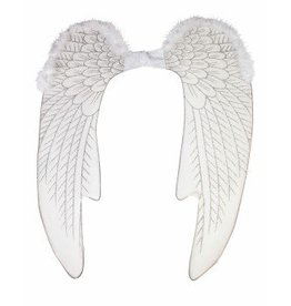 Forum Novelty AILES D'ANGE BLANCHES -GRAND-
