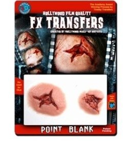 TINSLEY PROTHESE FX TRANSFERS - POINT BLANK