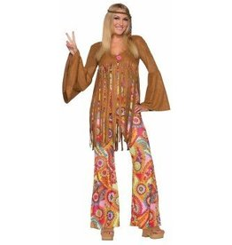 Forum Novelty COSTUME HIPPIE GROOVY SWEETIE
