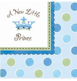 Amscan SERVIETTES DE TABLE A NEW LITTLE PRINCE (16)