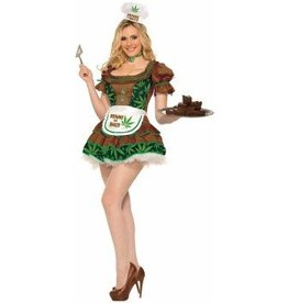 Forum Novelty COSTUME CANNABIS BROWNIES COOK