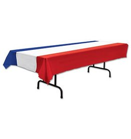Beistle Co. NAPPE DE PLASTIQUE PATRIOTIQUE