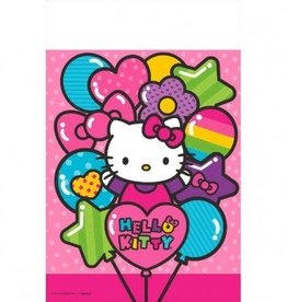 Amscan NAPPE DE PLASTIQUE HELLO KITTY ARC-EN-CIEL