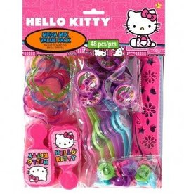 Amscan ENSEMBLE DE SURPRISES - HELLO KITTY ARC-EN-CIEL (48)