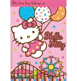 Amscan SURPRISE BAG HELLO KITTY (8)