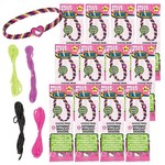 Amscan BRACELETS KIT TO ASSEMBLE HELLO KITTY (12)