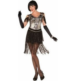 Forum Novelty COSTUME ADULTE FLAPPER ENCHANTE STD