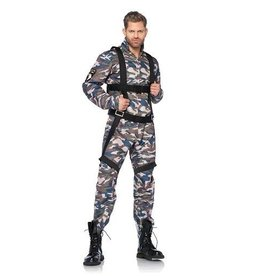 Leg Avenue COSTUME ADULTE PARATROOPER