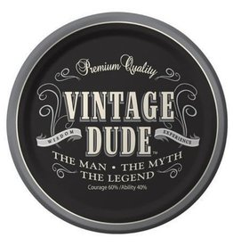 "Creative Converting ASSIETTES 7"" (8) - VINTAGE DUDE"