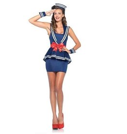 Leg Avenue COSTUME ADULTE MATELOT AYE AYE AMY