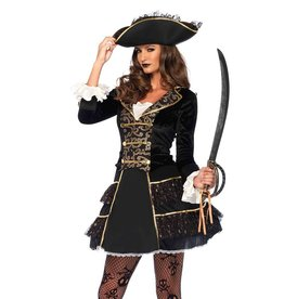 Leg Avenue *COSTUME ADULTE CAPITAINE DES HAUTES MERS